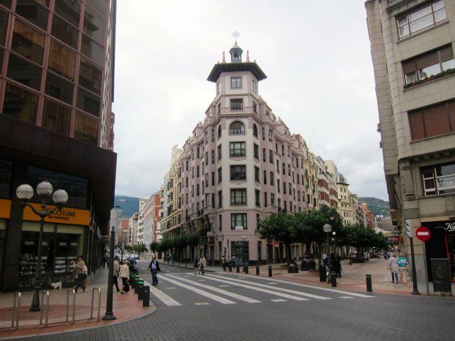 Bilbao city scene 2