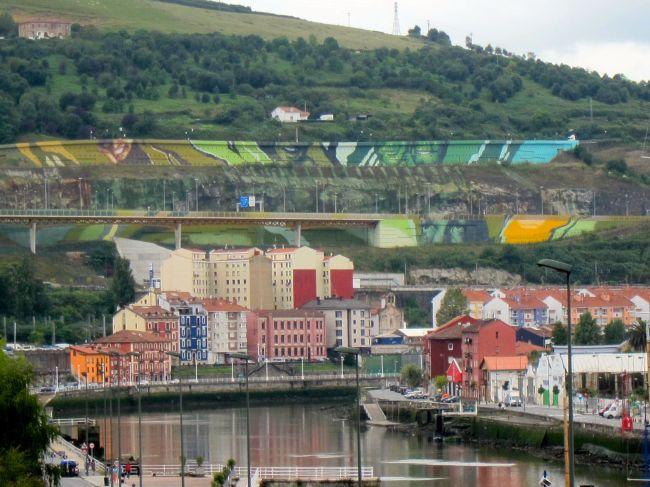 Bilbao Hill murals