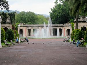 Bilbao Park 2