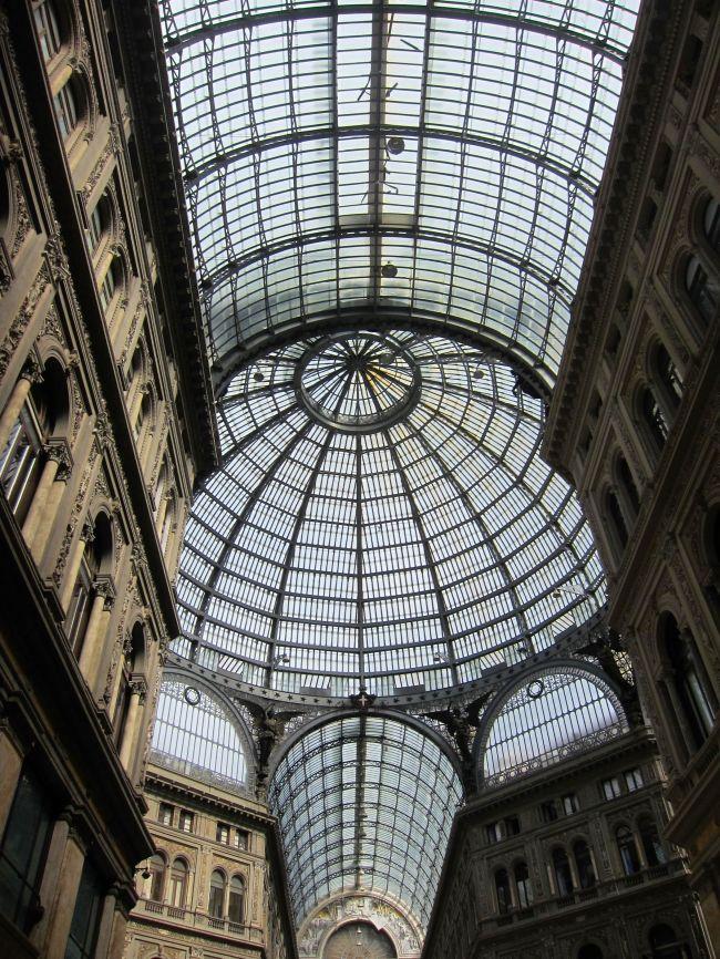 Galleria Umberto Ceiling