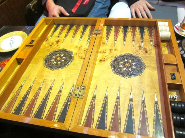 Ali baba backgammon