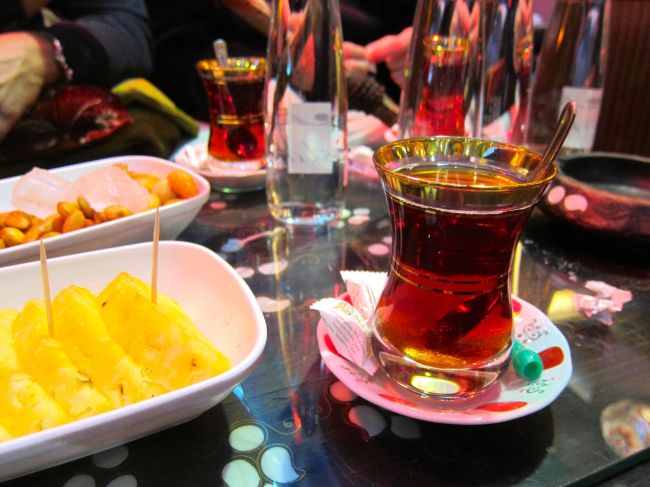 Ali baba tea