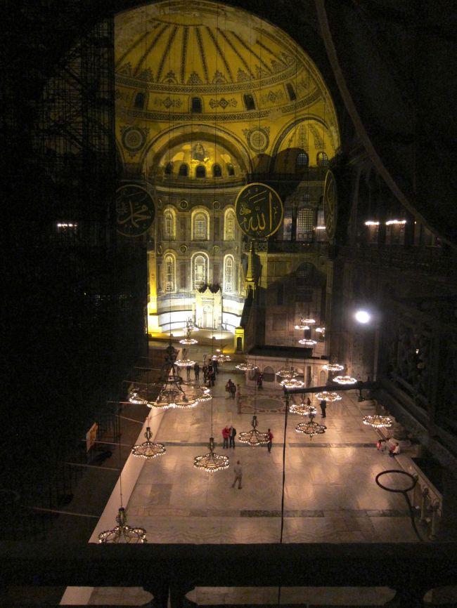 Hagia Sophia inside 2