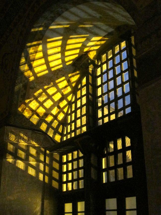 Hagia Sophia inside 3