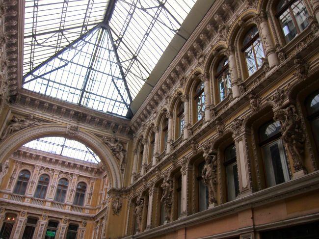 Odessa indoor market