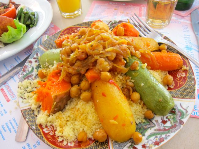 moroccon food