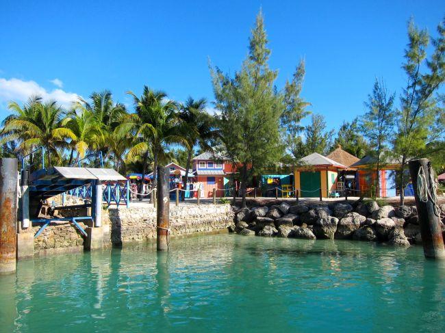 Coco Cay Port