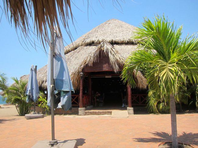 beach front spot
