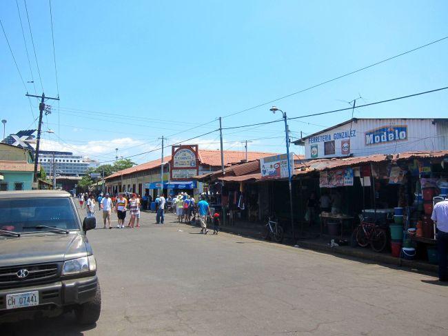 Nicaragua street