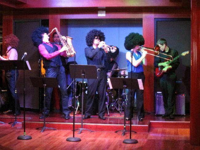 Motown 3 horns