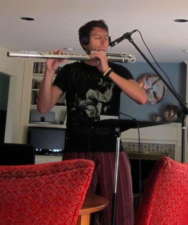 Da big flute.