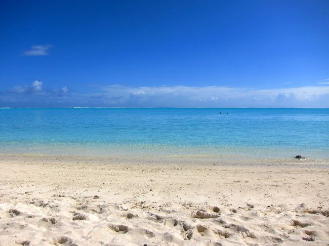 Bora Bora beach 2