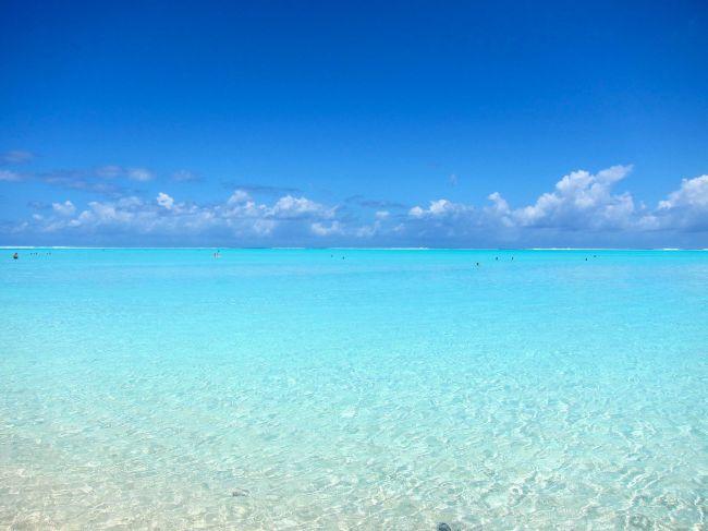 Bora Bora sea