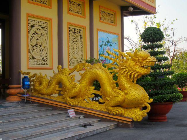 Pagoda Dragon