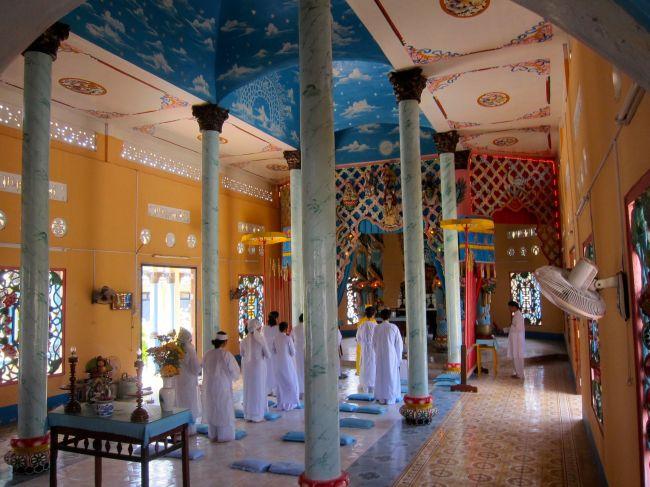Temple Practice