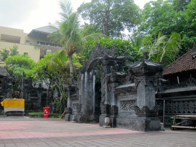 Shrine at Kuta 2