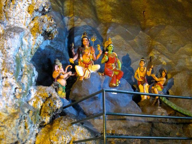 Vatu Caves Inside