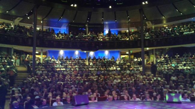 Matinee Crowd