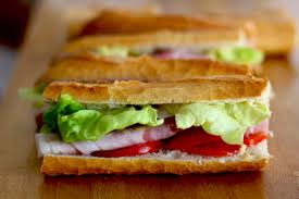 Half Sandwich 2