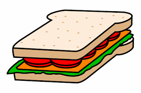 Sandwich Cartoon