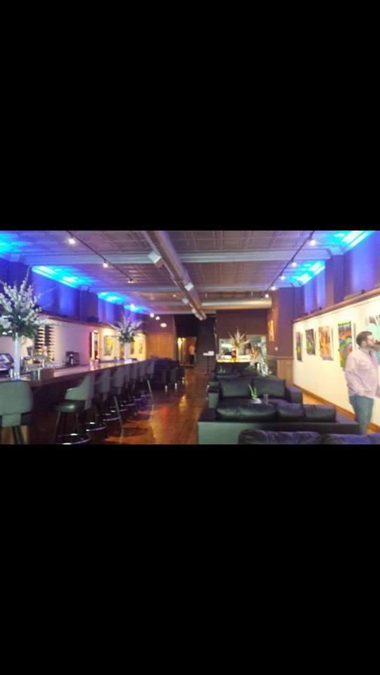 Gallery 121 Inside