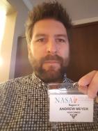 NASA Badge